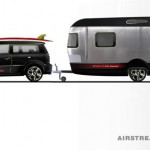 MINI e Airstream: in roulotte con stile