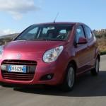 Su strada con: Nuova Suzuki Alto
