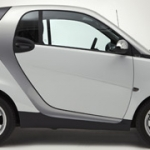 smart fortwo white edition