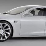 Tesla Motors Model S Concept