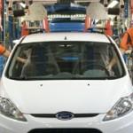 Nuova Ford Fiesta: record di produzione