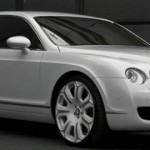 Project Kahn Bentley Flying Spur Pearl White
