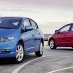 Honda Insight è l'auto più venduta in Giappone