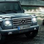 Mercedes Classe G si aggiorna anche quest'anno