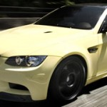 BMW M3 Dakar Yellow by IDN