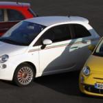 Fiat 500 invade le autoscuole inglesi