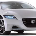 Honda CR-Z: la prossima ibrida entro il 2009