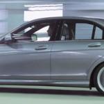 Un motore tre cilindri nel futuro di Mercedes?