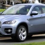 BMW ActiveHybrid 7 e X6