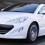 La Peugeot RCZ senza veli