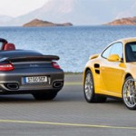 Porsche 911 Turbo restyling