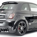 "Abarth 500 ""Largo"" by Hamann"