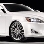 Lexus IS model year 2010