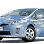 Toyota Prius plug-in concept
