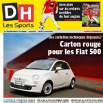 Controlli tecnici: lo strano caso della 500 in Belgio