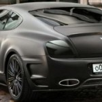 Bentley Continental GT Bullet by Top Car