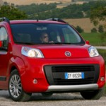 "Fiat Qubo Trekking con ""Traction+"""