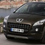 Peugeot 3008 è Auto Europa 2010