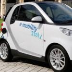 E-mobility Italy parte da Roma