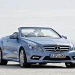 """Mercedes Classe E Cabrio: la nuova """"stella"""" dal comfort accattivante"""