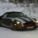 Spiata la nuova Mercedes SLS AMG Roadster