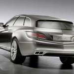 Mercedes CLS Shooting Brake: questa sconosciuta