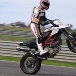 Ecco la nuova Ducati Hypermotard 1100 Evo/SP