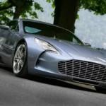 Il prototipo dell'Aston Martin One-77 raggiunge i 355 km/h