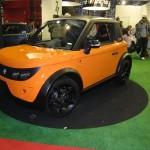 Tazzari Zero: city car sportiva, 100% elettrica e 100% Italiana