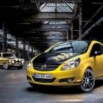 """Salto nel passato con """"Opel Corsa – Color Race"""""""