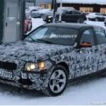 Anteprima della BMW Serie 3 con foto-spia