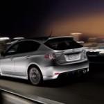 Subaru WRX Limited a partire da $28,495 nel 2010