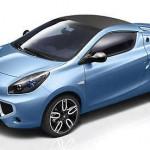 Renault Wind: gira aria nuova