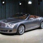 Bentley Continental GTC Speed edizione limitata