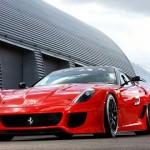Ferrari 599 GTO prenotazioni esaurite