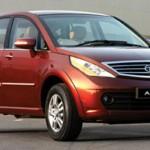 Tata Aria: un'automobile di lusso in arrivo dall'India