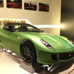 Anche la Ferrari ha la sua ibrida