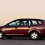 Novità dal Salone di Ginevra: nuova Ford Focus Wagon