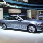 BMW Serie 5 ActiveHybrid