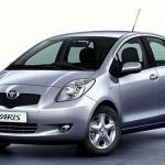 Toyota lancia le Yaris e le Aygo a GPL