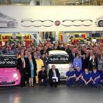 Fiat 500: 500.000 mila prodotte