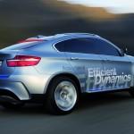 Bmw X6 ActiveHybrid: consumi ridotti, prestazioni elevate