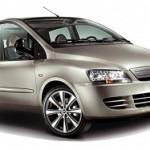 La Nuova Fiat Multipla avrà un cuore americano