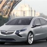 Opel Ampera, prodotto il primo modello pre-serie