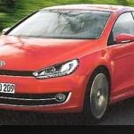 Volkswagen Golf 7, le primissime indiscrezioni