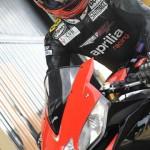 Aprilia immette sul mercato la moto di Max Biaggi