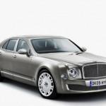 Nuova Bentley Mulsanne : artigianato e tecnologia convivono