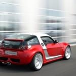 Smart, il ritorno della Roadster