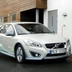 Volvo C30 Bev: prove tecniche di elettrificazione