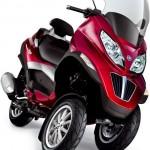 Arriva il nuovo Piaggio Mp3 Hybrid 300ie: 60 KM  con solo un litro